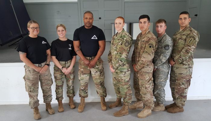 Soldier completes Honor Guard Training
