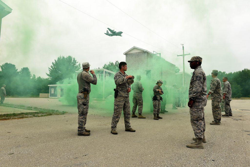 Tennessee Air National Guard unit gains diverse training at NS16